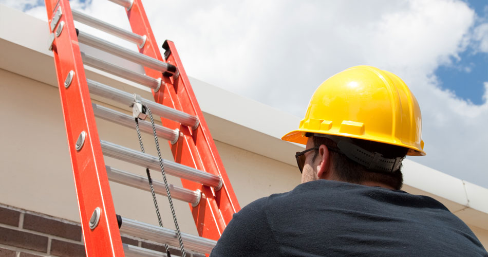 Home Inspection Ladder Roofing