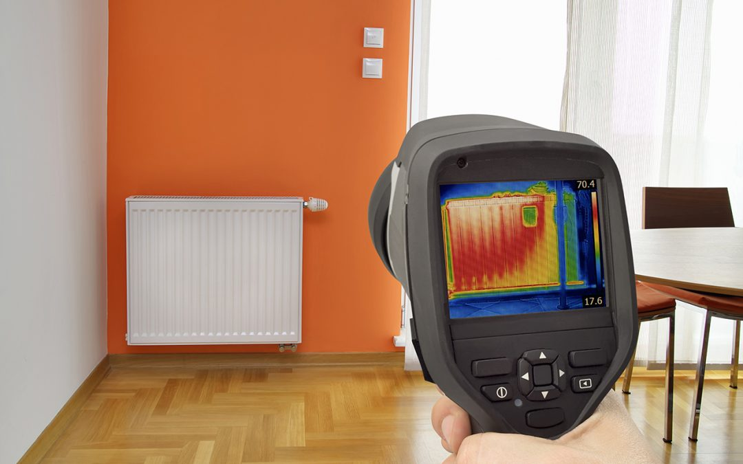 How Does Thermal Imaging In Home Inspections Work?