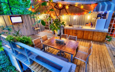Light Up Your Outdoor Living Spaces